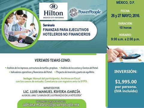 Finanzas para No financieros Hoteleros